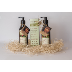 Dárkový balíček pro vlnité vlasy s Ucuubou